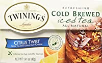 Twinings Lady Grey Cold Brewed Iced Tea - 20 ct