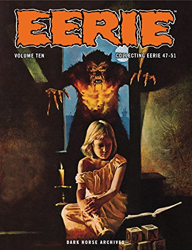 Eerie Archives Volume 10 (English Edition)