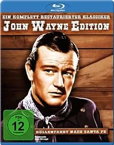 John Wayne Edition: Höllenfahrt nach Santa Fe [Blu-ray]