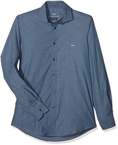 Harmont & blaine 8 tessuti, camicia uomo, multicolore (variante unica), taglia produttore:l