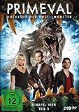 Primeval: Rückkehr der Urzeitmonster - Staffel 4, Teil 2 [2 DVDs] - Tim Haines