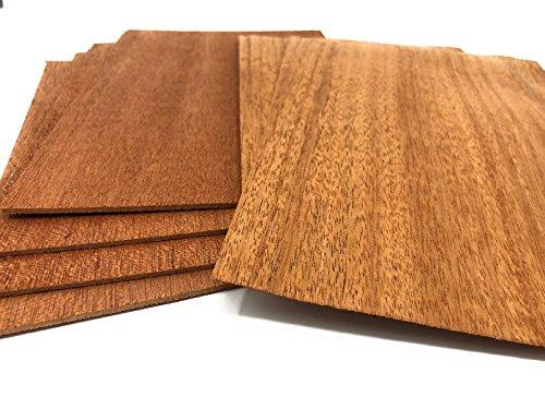 Furniere in der Holzart Mahagoni. Furnier geeignet für: Modellbau, Ausbesserungsarbeiten, Restauration, zum Basteln, Intarsien