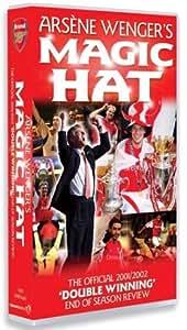 Arsenal Fc: Arsene Wenger's Magic Hat [VHS]