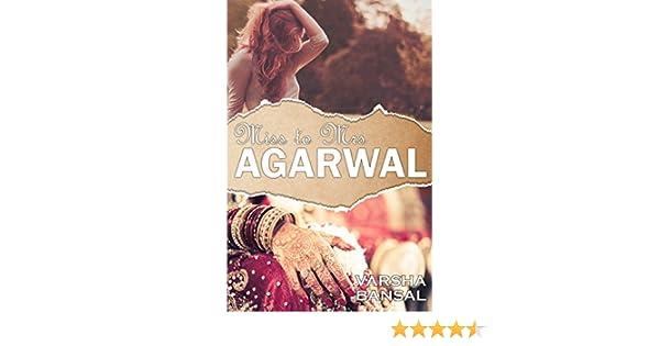 Miss To Mrs Agarwal Ebook Varsha Bansal Saravana Kumar Murugan