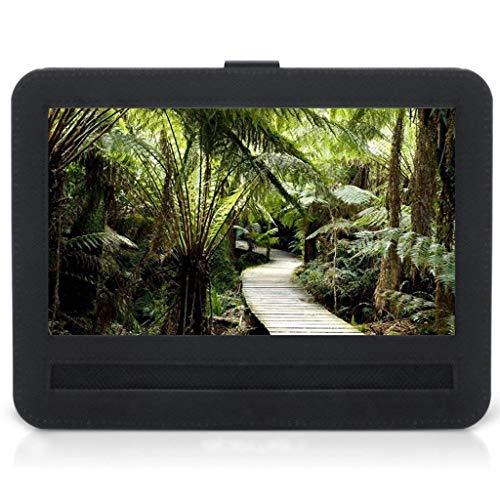 APEMAN Auto KFZ Kopfstützenhalter Kopfstütze Halterung Kopfstützenhalterung Gehäuse für 7-7,5 Zoll Tragbarer DVD Player