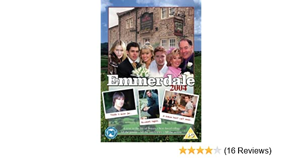 Emmerdale: 2004 [DVD]: Amazon co uk: Patsy Kensit, Mark Charnock
