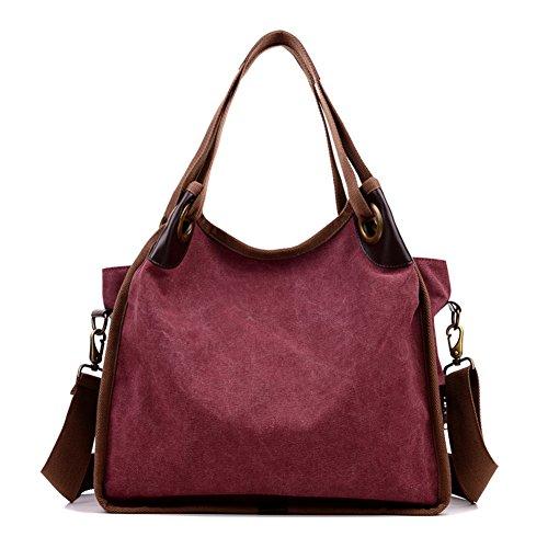 Toile de mode/Version coréenne Shoulder bag/Sac de messager des dames-C C