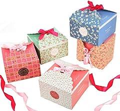 Idea Regalo - Scatole Natale,Fashionbabies Confezioni Regalo,Set di 15 scatole Decorative Per il Natale, il Ringraziamento, i regali di compleanno e il partito(15 PCS)