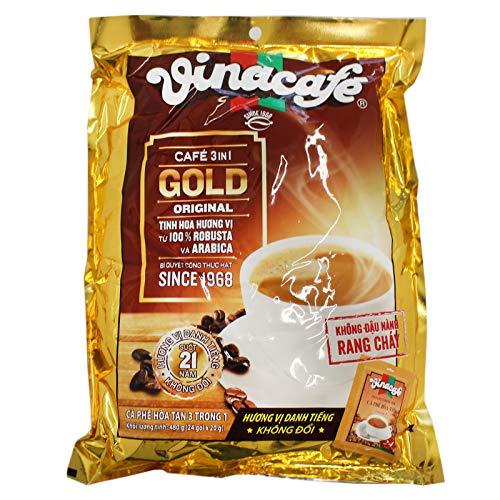 Vinacafe Cafe 3in1 Vietnam Kaffeemix mit Milch und Zucker 480g