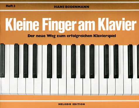 Kleine Finger am Klavier, H.3