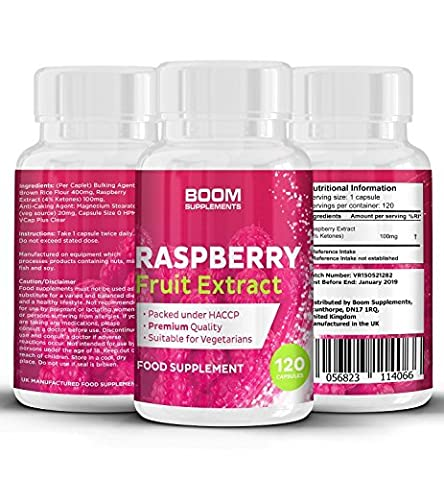 Wild Raspberry Ketone - Cétones de framboises Résistance maximale | Wild