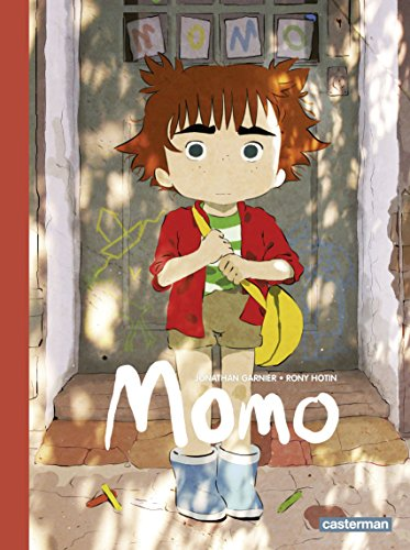 Momo (Tome 1) (French Edition) eBook: Garnier, Jonathan, Hotin ...