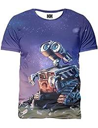 Noorhero Camiseta de Hombre - Wall-E