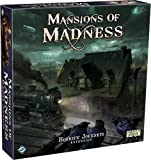 Image for board game Fantasy Flight Games FFGMAD27 Mansions of Madness 2nd Edition: Horrific Journeys Expansion, Mixed Colours