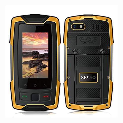"""Preisvergleich Produktbild Wenwenzui Servo X7 Plus 2, 45""""Mtk6737 Mini Smartphone 4G Ip68 wasserdicht Ram 2 GB"""
