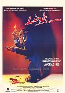 Link Affiche du film Poster Movie Chaînon (11 x 17 In - 28cm x 44cm) Belgian Style A