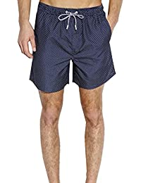 Mens Brave Soul Toby Polka Dot Swim Shorts New Summer Surf Beach Board Trunks