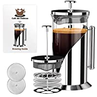 Cafe Du Chateau French Press, Coffee Press
