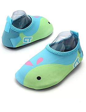 Baiyouli niños imprimieron zapatos de agua de natación antideslizante de secado rápido multifuncionales para la...