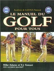 Le Manuel du golf pour tous