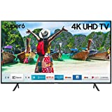 Samsung 125 cm (50 Inches) UA50NU6100 4K UHD LED Smart TV (Black) (2019 model)