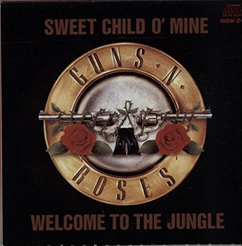 Sweet Child O' Mine 3 Single by Guns N Roses (1988-05-04)