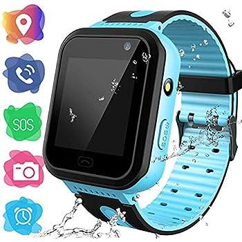 Jaybest Niños SmartWatch Phone -Niños Impermeable Smartwatch ...