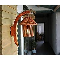 ZTYR Sud-est asiatico stile bambù naturale parete