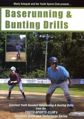 Little League Coaching:Base Running & Bunting Drills (Little League Coaching)