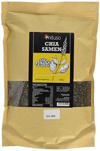 mituso Chia Samen, 5er Pack (5 x 1000g)