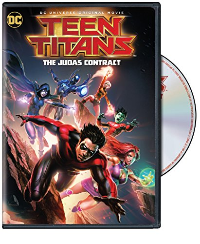 Teen Titans: The Judas Contract [USA] [DVD]