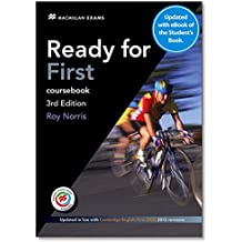 Ready For First Student´s Book without answer key + eBook (3rd Edition) (Ready for Series)