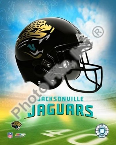 The Poster Corp 2009 Jacksonville Jaguars Team Logo Photo Print (40,64 x 50,80 cm) (Jacksonville Logo-poster Jaguars)