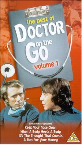 Preisvergleich Produktbild Doctor on the Go [VHS] [UK Import]