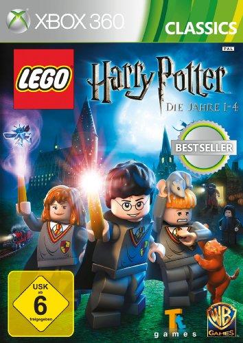 Lego Harry Potter - Die Jahre 1 - 4 - [Xbox 360] (Lego Potter Xbox 360 Harry)