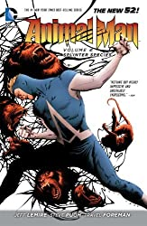Animal Man Vol. 4: Splinter Species (The New 52) (Animal Man (DC Comics)) by Jeff Lemire (2014-03-11)