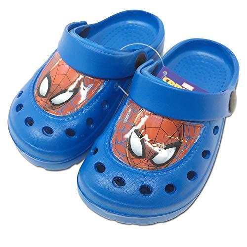 Marvel Clogs - Zuecos de Goma eva para niño