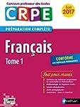 Fran�ais - Tome 1 - CRPE 2017