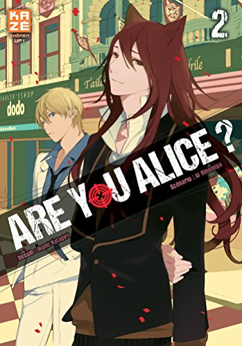 Are You Alice T02