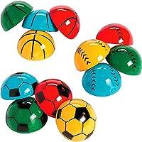 Hüpfstangen Hüpfröhren Hüpfer neonfarbig Springstab Jumping Stick Mitgebsel Spielzeug & Modellbau (Posten)