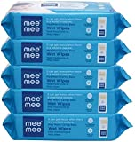 #5: Mee Mee Anti Bacterial Caring Baby Wet Wipes with Aloe Vera 72 pcs (5 Pack)