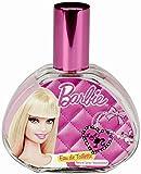 AIR-VAL Barbie Duft, 30ml, ein blumiger Duft für junge und selbstbewusste Mädchen im zauberhaften Glas-Flakon, 2er Pack (2 x 1 Stück)
