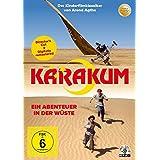 Karakum - Ein Abenteuer in der Wüste