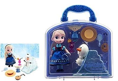 Disney Frozen Animators Collection Elsa Mini Doll Playset by Disney de Disney Store