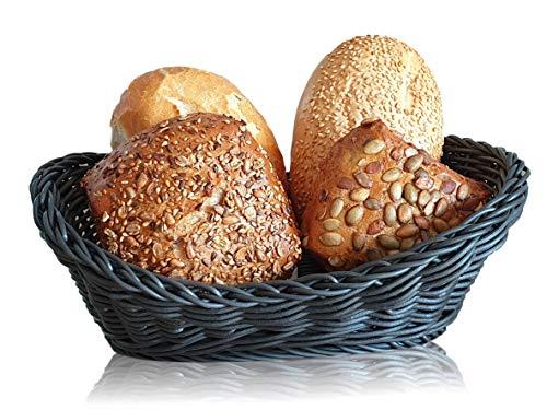 SG Produkte I - Cesta para el Pan para un Desayuno Acogedor, Apta para lavavajillas, Cesta de Desayuno...