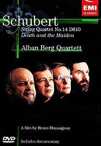 """Quatuor N°14 D810 """"La Jeune Fille Et La Mort"""""""