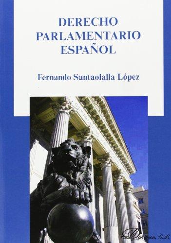 Derecho Parlamentario Español (Dykinson)