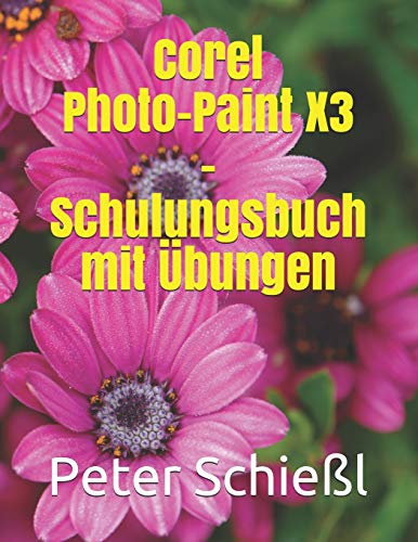 Corel Photo-Paint X3 - Schulungsbuch mit Übungen