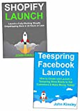 #6: Making Money Fast with Your Internet Business: Marketing Ecommerce Products via Shopify Selling & Teespring Facebook Advertising