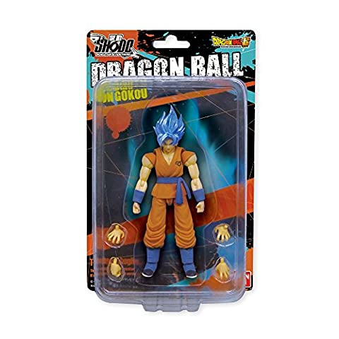 DBZ Shodo 2 Dragon Ball Super Mini-Figure Display Box
